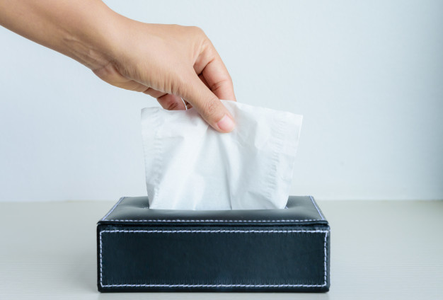 Où ranger sa boîte de papier toilette humide ?